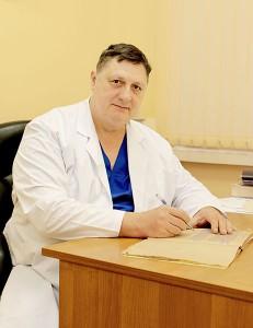 Пластический хирург Николаенко Игорь Леонидович